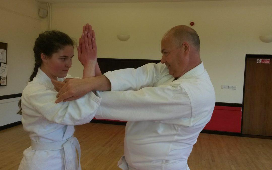 New course at Bridport martial arts school