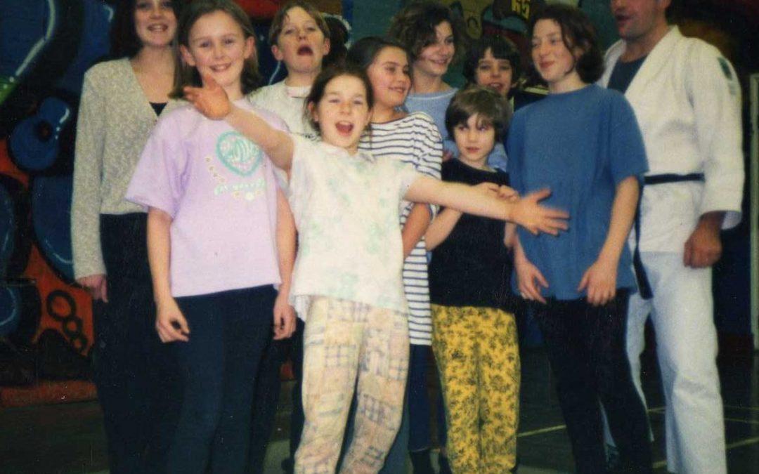 Martial arts for children in Bridport