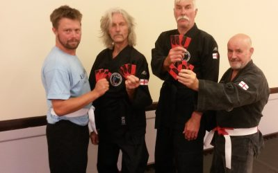 Learn self defence in Dorset- join BlackCombat