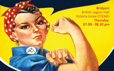 Bridport martial arts school with special self defence course for women