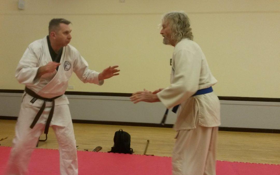 Jiu-Jitsu is very good for anti-aging