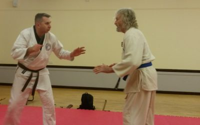 Jiu-Jitsu is very good for anti-aging