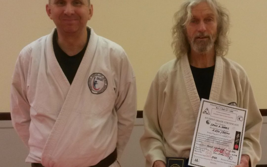 The way towards the black belt is not for the many