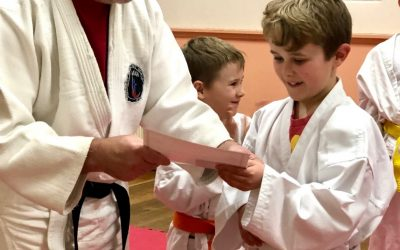 Nothing better to learn at young age than Jiu-Jitsu