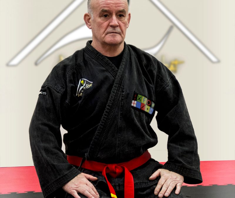 """Together we are strong"" – Black Combat Grand master Horst Lindenau"